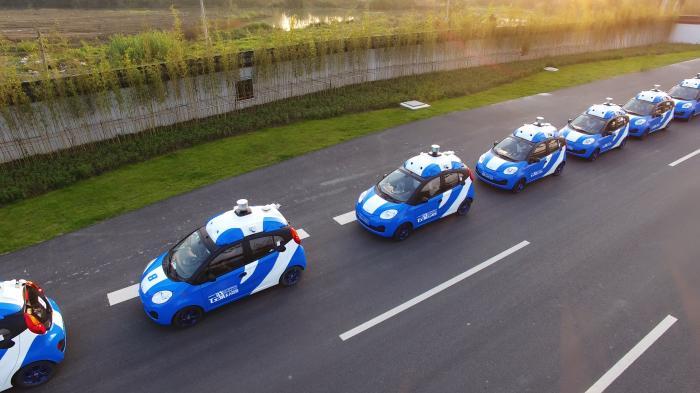 Microsoft und Baidu kooperieren fürs autonome Fahren