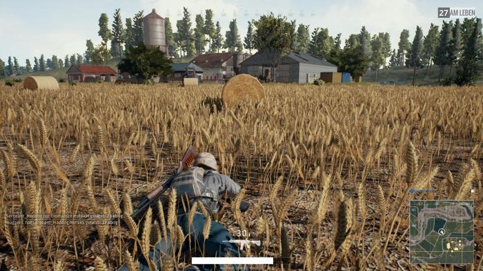 Early-Access-Hit Playerunknown's Battlegrounds bei 5 Millionen Spielern