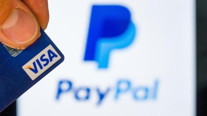 Paypal und Visa weiten Kooperation auf Europa aus
