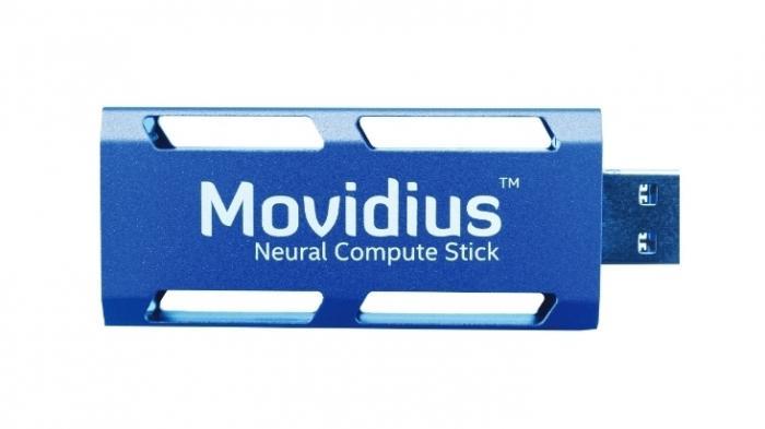 Von Intels Tochterfirma: Movidius Neural Compute Stick für maschinelles Sehen