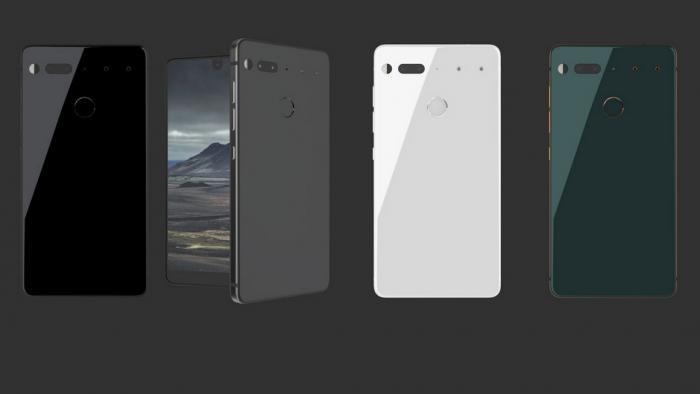 """Lebenszeichen vom Essential Phone: """"Auslieferung in ein paar Wochen"""""""