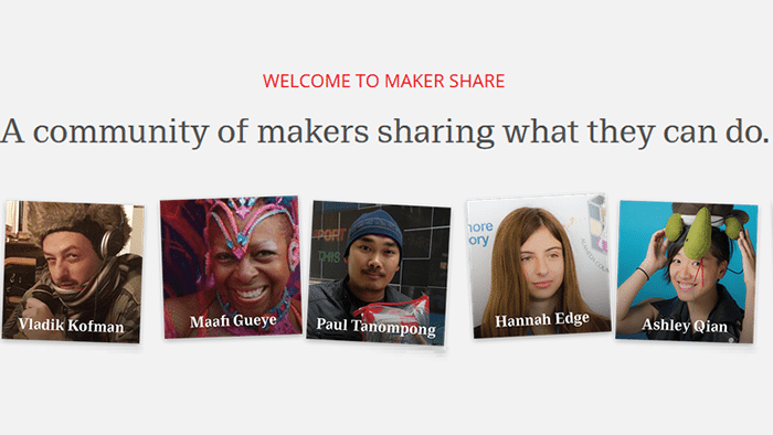 Maker Share