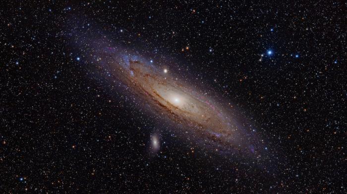 Materie in der Milchstraße ist offenbar zur Hälfte extragalaktisch