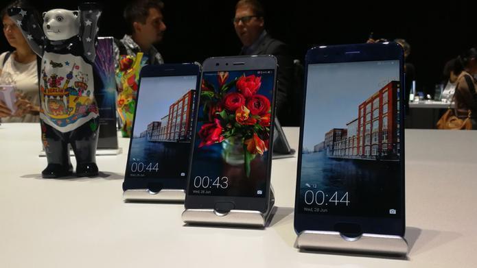 Huawei liefert 21 Prozent mehr Smartphones aus