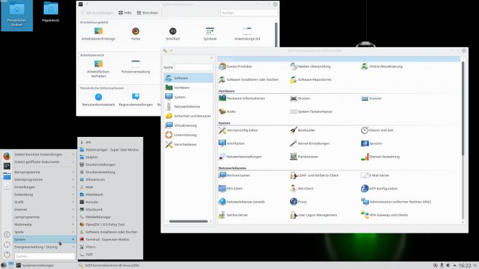 Linux-Distribution OpenSuse Leap 42.3 veröffentlicht