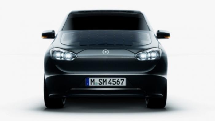 Elektroauto Sion: Münchner Startup Sono Motors präsentiert Prototyp mit Solarmodulen