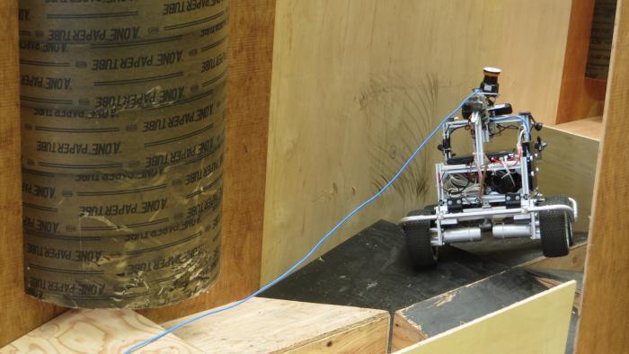 RoboCup-Weltmeisterschaft: Der schwer durchschaubare Wettbewerb der Rettungsroboter