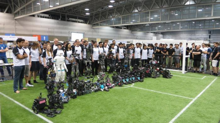 Ein Plädoyer für langfristiges Denken: Im Gespräch mit dem zukünftigen RoboCup-Präsidenten Daniel Polani