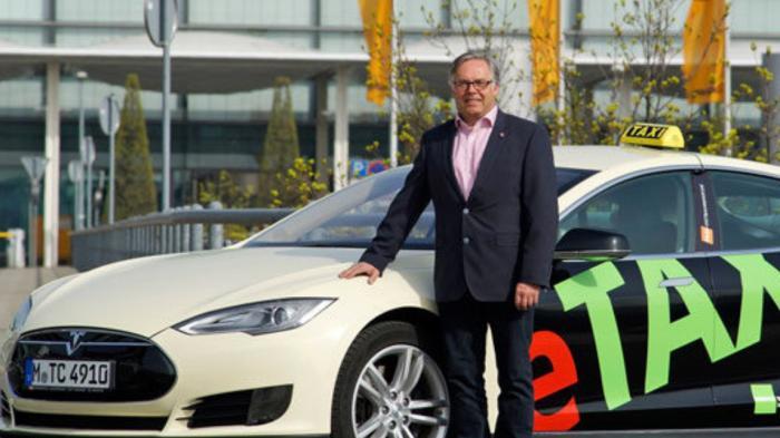 Elektro-Autos: Bundesregierung will Einsatz von E-Taxis erleichtern
