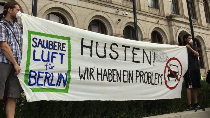 Städtetag: Fahrverbote nach Dieselgipfel noch nicht ausgeschlossen