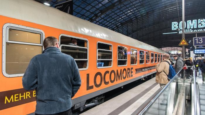 Bahn-Konkurrent Locomore stellt Geschäftsbetrieb ein