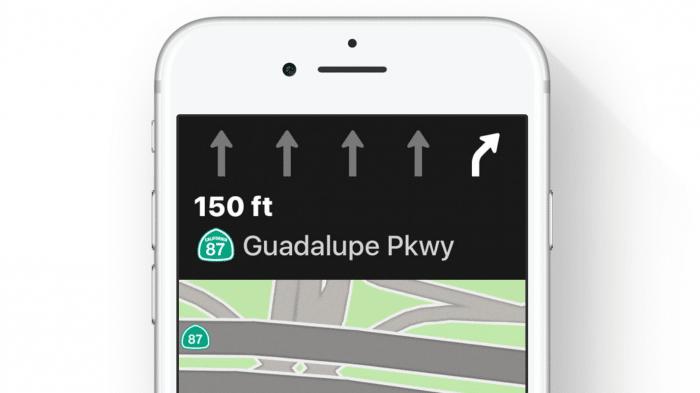 iOS 11 Spurassistent