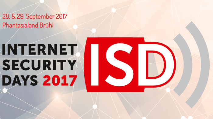 ISD 2017 - Internet Security Days