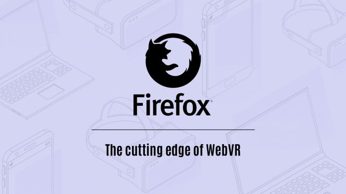 Firefox 55 unterstützt WebVR