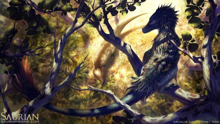 Saurians: Als Baby-Raptor durch die Kreidezeit