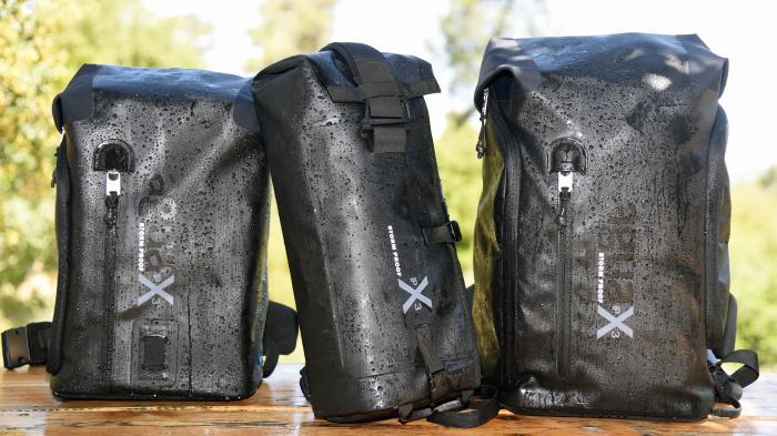Indiegogo-Projekt: Agua Storm Proof Bags von Miggo