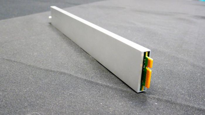 FMS 2017: Weitere Details zu Intels Ruler-SSDs
