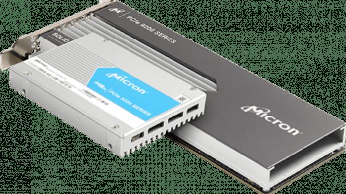 FMS 2017: Neue Server-SSDs von Micron