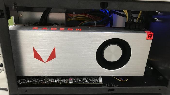 AMD Vega läuft am Mac