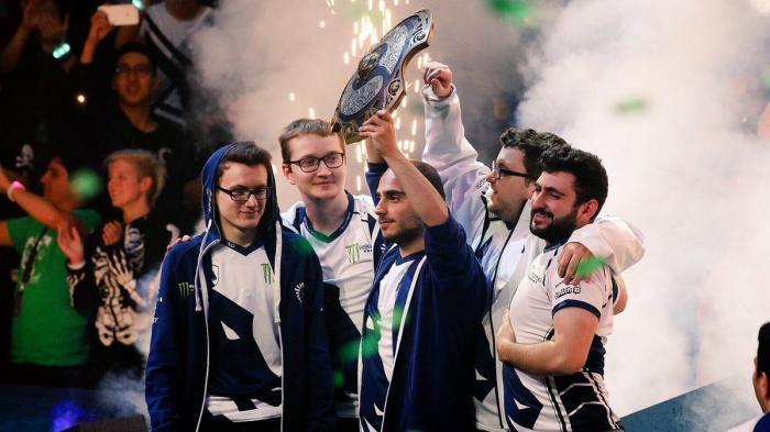 Dota2-Weltmeisterschaft The International: Berliner Pro-Gamer gewinnt mit Team Liquid