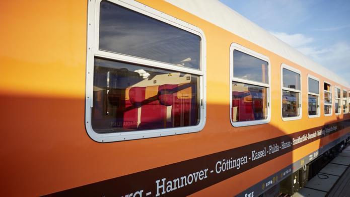 Bahn-Konkurrent Locomore geht wieder auf Fahrt