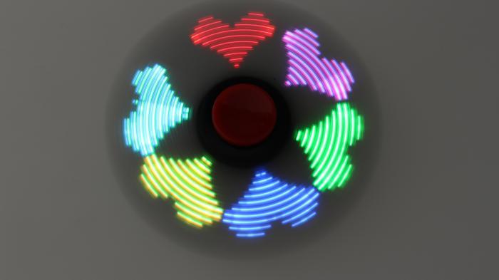 POV Fidget Spinner