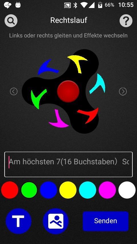 App Glitter Gyro