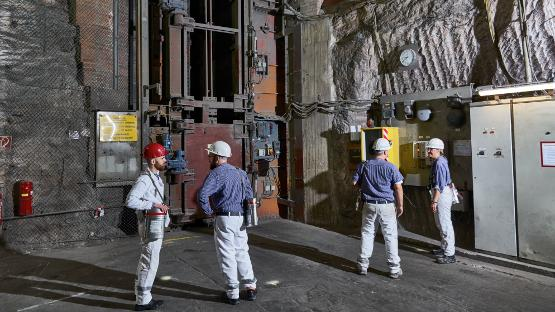 Atommüllager: Bohrung in der Asse wegen erhöhter Radioaktivität gestoppt