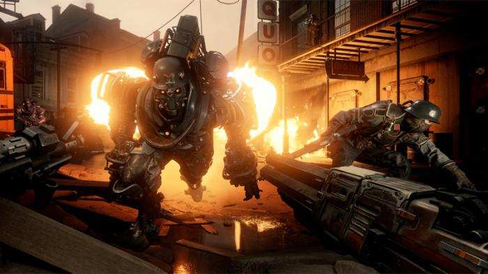 """Wolfenstein II: The New Colossus"" kurz angespielt"