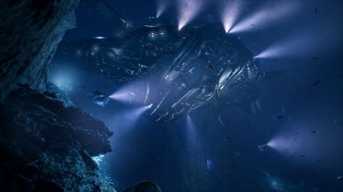 Aquanox - Deep Descent: Feuer unter Wasser
