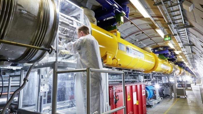 """""""Elbphilharmonie der Forschung"""": Röntgenlaser European XFEL beginnt Nutzerbetrieb"""