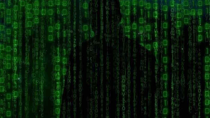 Hacker, Code, Security, Sicherheit