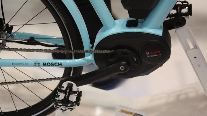 Smartbike-Neuheiten auf der Eurobike