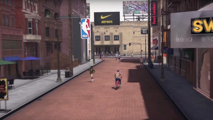 NBA 2K18: Basketball-Simulation wird Open-World-Spiel mit virtuellen Gütern