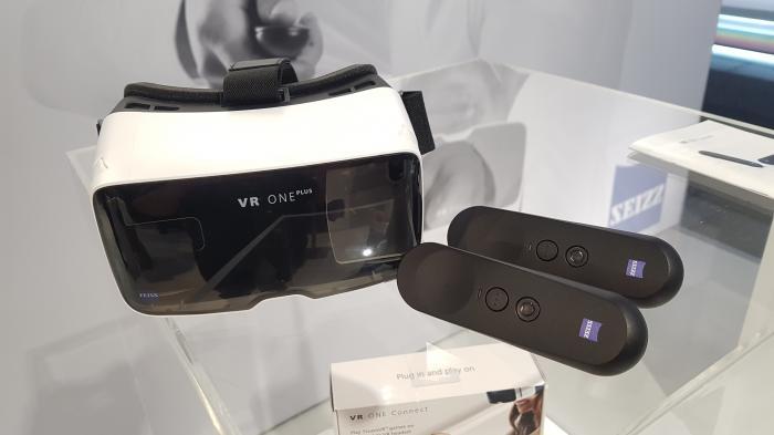 Zeiss VR One Connect : Ein bisschen SteamVR auf dem Smartphone-Headset