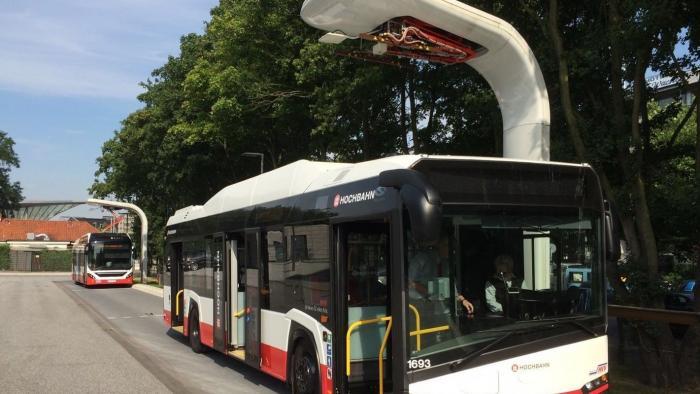 Hamburg schreibt Auftrag für Elektrobusse aus – Testphase vorbei