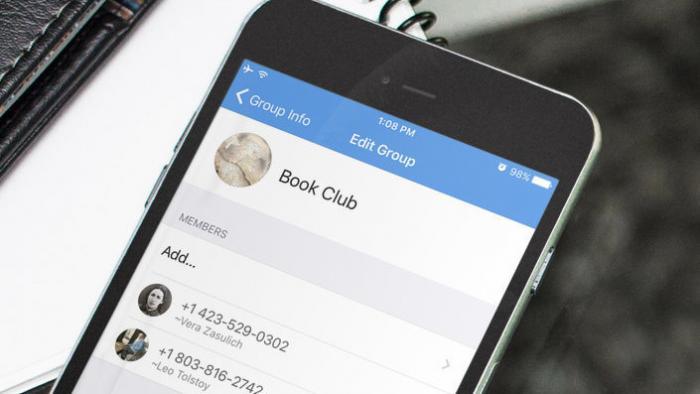 Krypto-Messenger Signal führt verschlüsselte Nutzerprofile ein