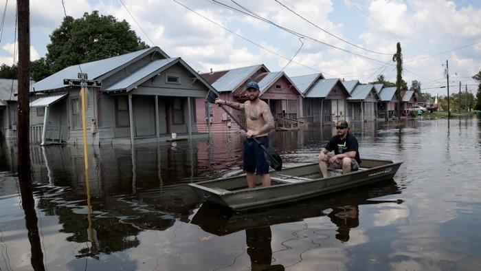 US-Hochwasserschutzkarten basieren auf veralteten Mustern