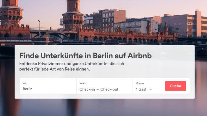 Airbnb-Privatvermietung: Berliner Zweckentfremdungsverbot wackelt