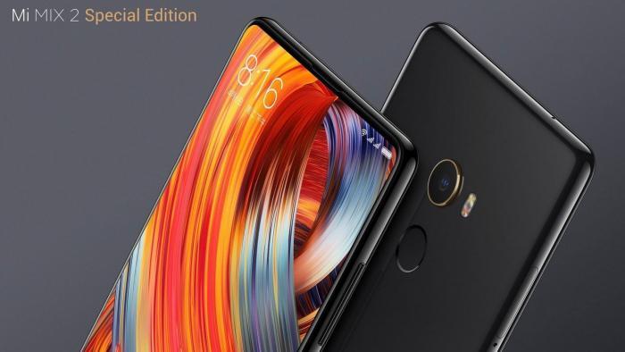 Xiaomi Mi Mix 2: Nahezu randloses China-Smartphone bekommt Neuauflage
