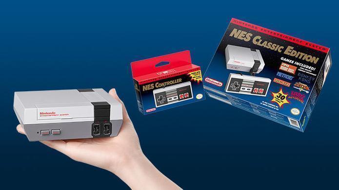 Nintendo Classic Mini kommt wieder in den Handel
