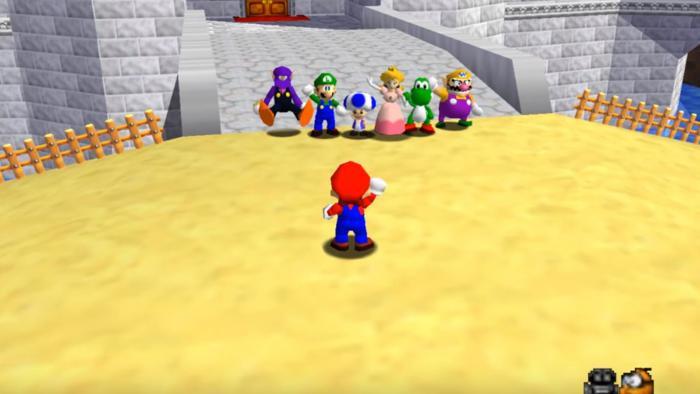 Mod: Super Mario 64 als Online-Game für bis zu 24 Spieler
