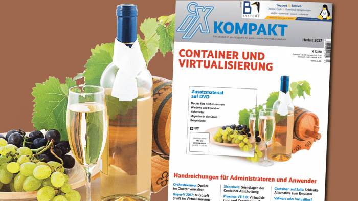 iX kompakt: Virtualisierung und Container für Unternehmen