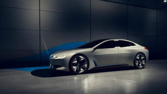 BMW i Vision Dynamics: Elektrische Interpretation des BMW 3ers