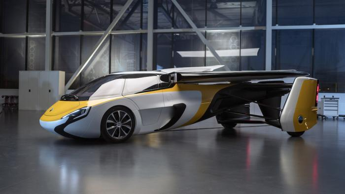 Aeromobil: Fliegendes Auto soll ab 2020 ausgeliefert werden