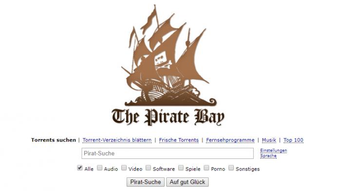 Pirate Bay lässt heimlich Krypto-Miner auf Nutzer-PCs laufen