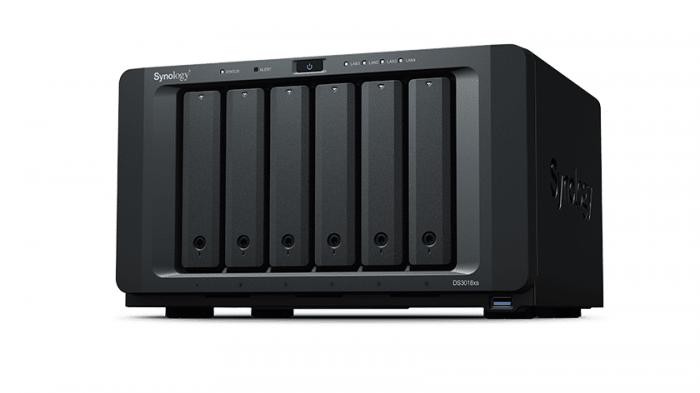 Synology-Netzwerkspeicher: Fünf neue Systeme mit HEVC-Videobeschleunigung