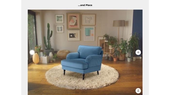 augmented reality ikea app f r arkit unter ios 11 kommt mac i. Black Bedroom Furniture Sets. Home Design Ideas
