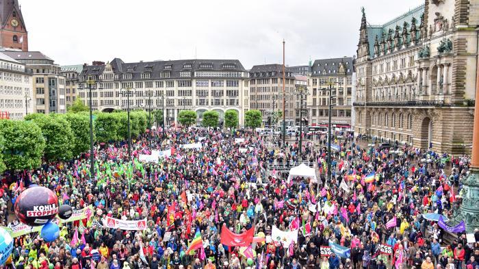 Fotograf klagt gegen Entziehung von G20-Akkreditierung