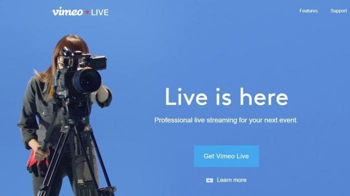"""Video-Plattform Vimeo kauft Livestream und startet """"Vimeo Live"""""""